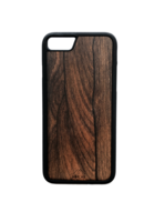 Case MMore Ziricote Rare for iPhone 7, wood