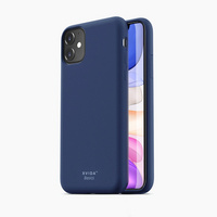 Magnetic Silicone Charging Case XVIDA for Iphone 11 Pro, blue