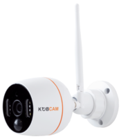 KOBCAM K-50 HD - Outdoor Wi-Fi smart waterproof camera with motion sensor light