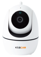 KOBCAM K-25 HD –WiFi smart rotating surveillance camera for indoor use and with incorporated alarm